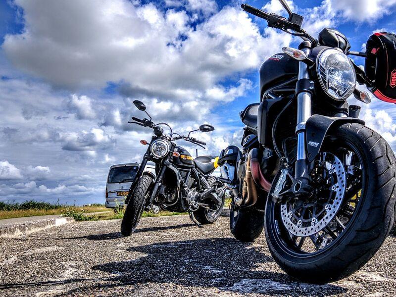 Motorrijlessen